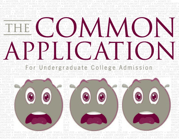 Common Application?